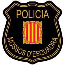 Resultado de imagen de mossos d'esquadra logo